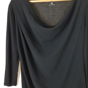 NY&C Cowl neck blouse